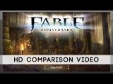 Fable Anniversary - Original vs HD Remake Comparison Video