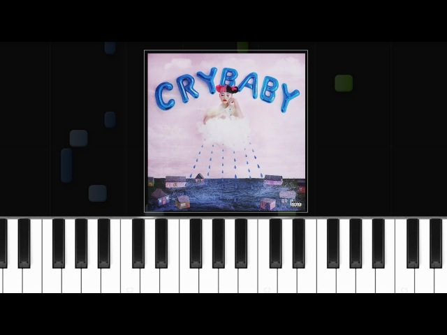 Melanie Martinez - ''Cake'' Piano Tutorial - Chords - How To Play - Cover