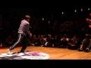 Arvidos Supreme vs Makilla Alicia - Locking semifinal @ Streetstar, Juste Debout Sweden 2014