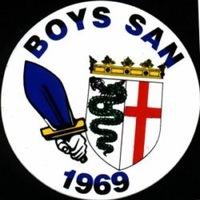 Boys San, 28 июля , Анна, id219806304