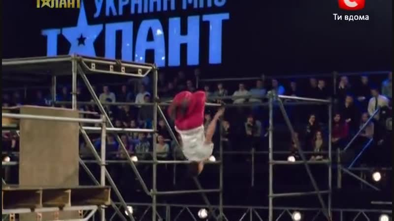 Украина имеет талант 4 сезон - 5 серия - [ Kino-v-online.TV ]