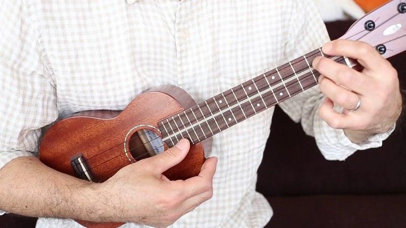 俺たちの旅 中村雅俊 ukulele cover
