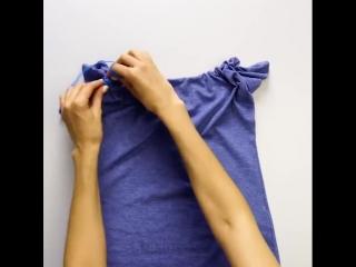 Как освежить старую одежду