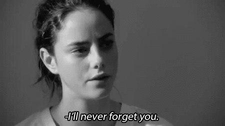 — Я никогда тебя не забуду.