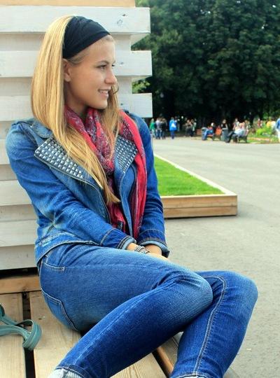 Юлия Фокина, 18 ноября , Москва, id4408687