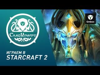 «СлавКрафт»: Святослав Бочаров играет в StarCraft 2