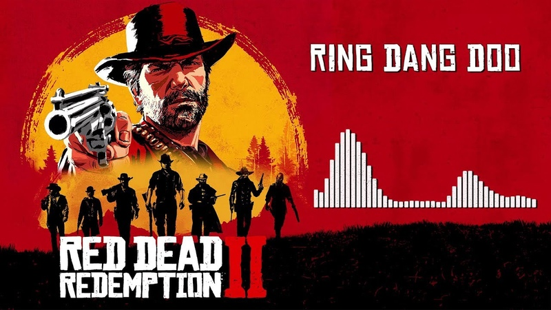 Red Dead Redemption 2 Official Soundtrack Ring Dang Doo Campfire Song HD With Visualizer