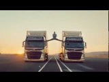 Жан Клод Ван Дамм- Шпагат веры :D (реклама Volvo)