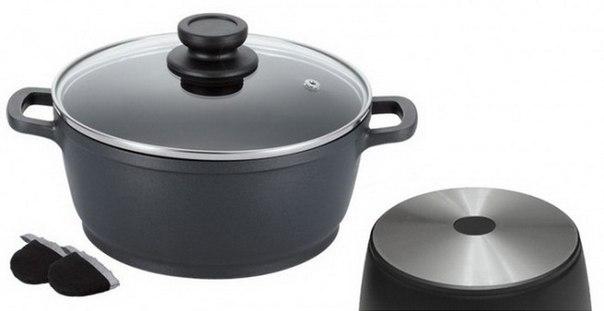 Посуда для индукционных плит тюмень