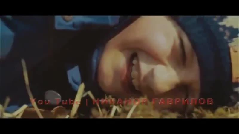 Песня о ДОНБАССЕ, трогает до слез (перед врагом на колени не стал)Donbass in the fire of UkraineMP4HD 720p