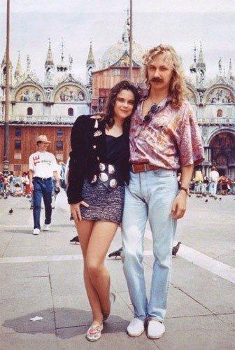 Игорь Николаев и Наташа Королева в Венеции