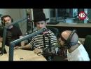 Dan Balan Live la Kiss FM - Razi cu Rusu si Andrei