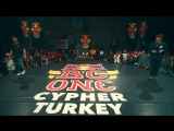 Red Bull BC One Cypher Turkey 2018 Final Muzzy vs. Jester Khan