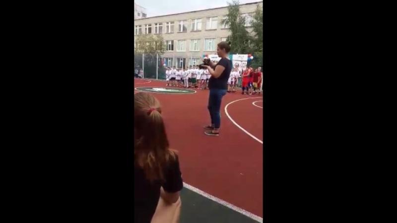 Мой сын баскетболист награждения  1 место