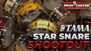 Tama Star Snare Drum Shootout - 10 Snares Tested!