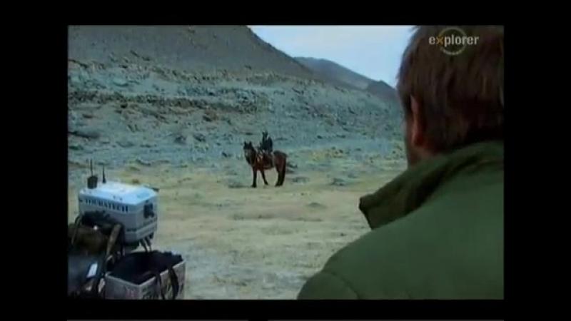 Долгий путь. Барнаул - Западная Монголия.