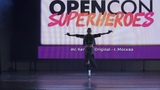 Opencon 2018 mr. Kermit - Original