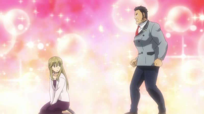 Shimoneta to Iu Gainen ga Sonzai Shinai Taikutsu na Sekai Любовь с первого взгляда (3 серия) [момент]