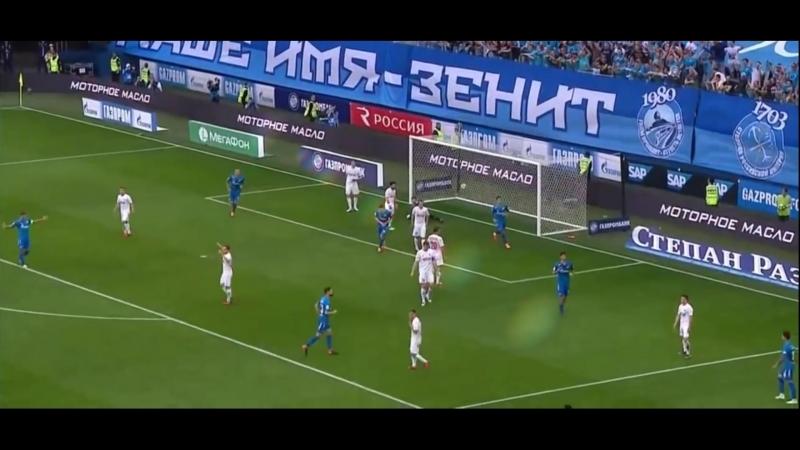 Красивый гол Ерохина в ворота СКА-Хабаровска
