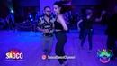 Barış Açıkbaş and Irena Prodanova Salsa Dancing at Istanbul Social Dance Marathon 2019, Sunday 03.02.2019