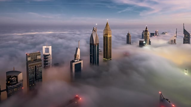 Dubai - The Return of Fog