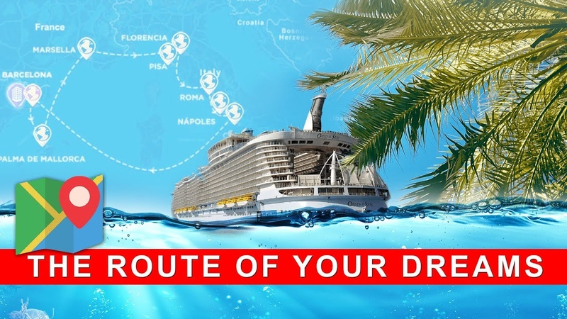 The route of your dreams | Presidential Cruise 999,9