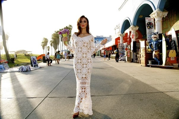 Шикарное платье (8 фото) - картинка