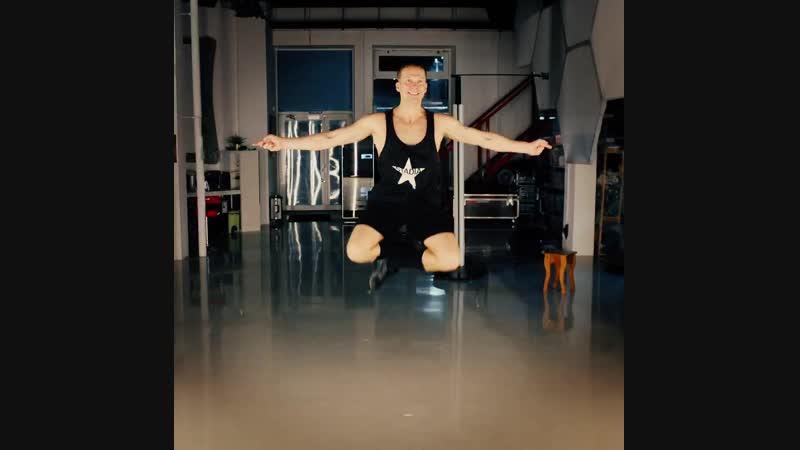 Hip hop levitation
