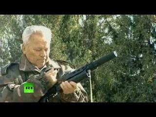 Михаила Калашникова похоронили на мемориальном кладбище в Подмосковье