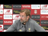 Jurgen Klopp Full Post Match Press Conference