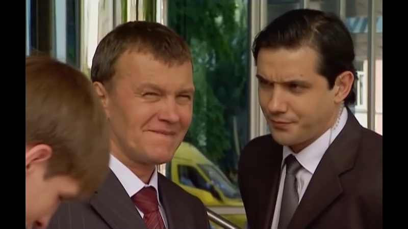 Александр Никитин в сериале Новый русский романс (2005 год)