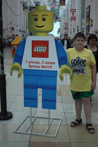 Михаил Сарсенбаев, 15 августа , Омск, id158493078