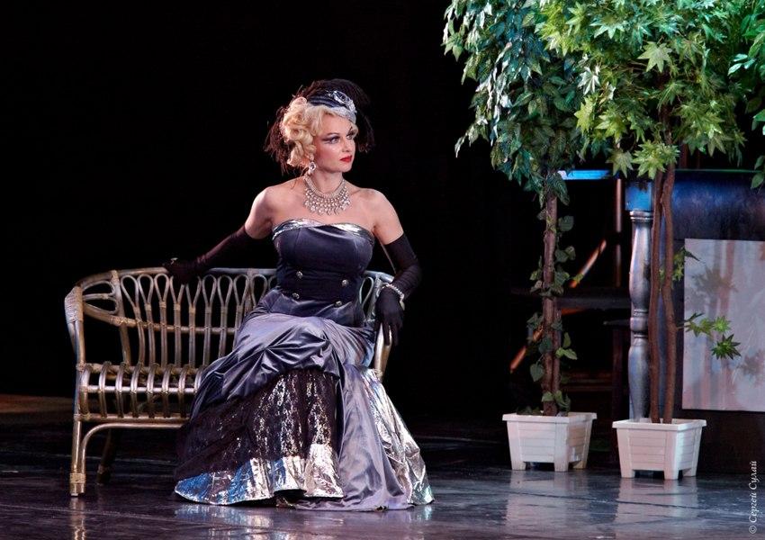 Сильва в Белорусском государственном академическом музыкальном театре