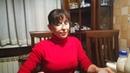 Певица Алиса Мон дегустирует деревенские продукты от комплекса Попов Луг