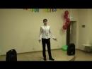 Конкурс Дети читают стихи. Романюк Георгий, 14 лет