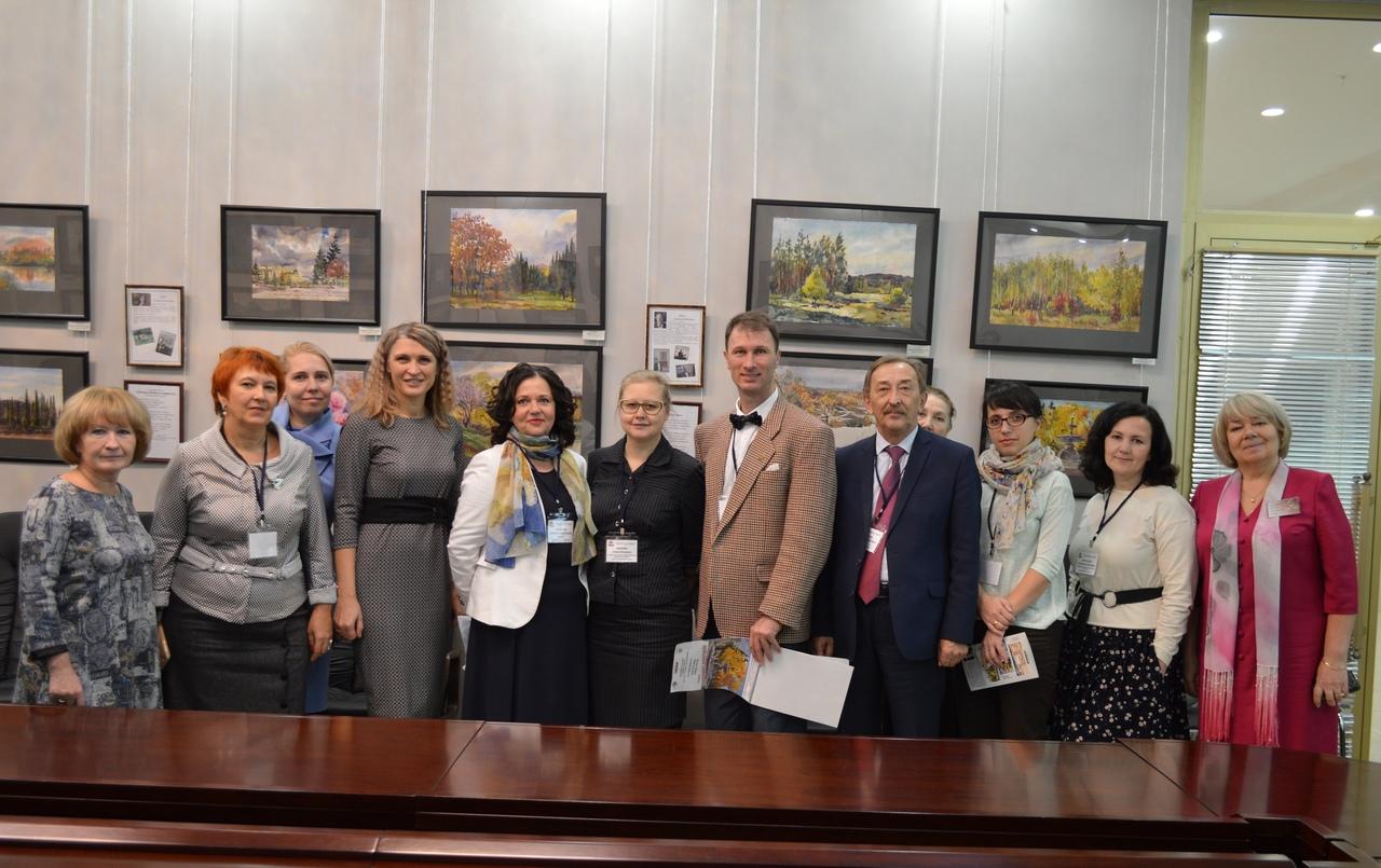 Художественный музей «Арт-Донбасс» представил выставку в Саранске