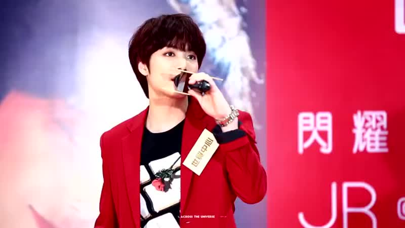181223 NUEST W JR(김종현) WTC HongKong Christmas Event - I HATE YOU