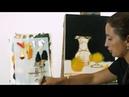 Мастер-класс от Ольги Базановой - Фотореализм по художнику Roy Hodrien