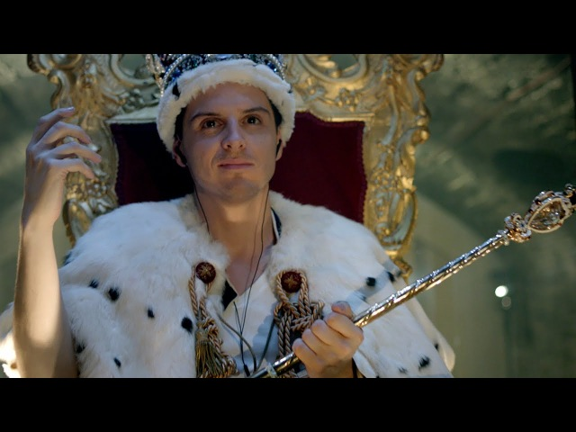 Moriarty Steals The Crown Jewels - The Reichenbach Fall - Sherlock - BBC