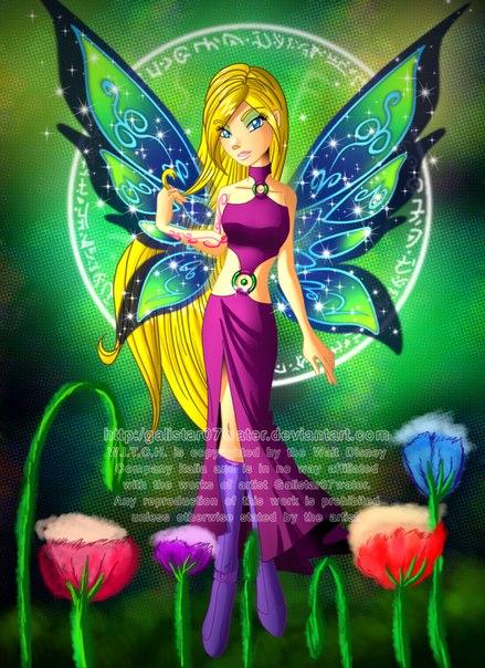 Моя фея Винкс 2014 (рисунки и БИО) + картинки Winx