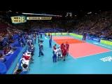 21.09.2018. Волейбол. Чемпионат мира. Мужчины. 2 этап. 1 тур. Группа