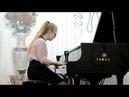 Хачатурян- Подражание народному в исполнении Авериной Дарьи, 14 лет