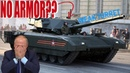 Is turret a problem for T 14 Armata