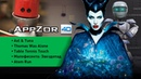 Appzor №40 Обзор мобильных игр - Half life 2, Portal, Малефисента, Atom Run...