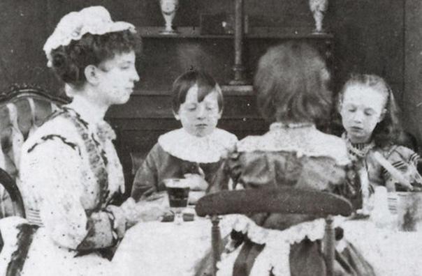 Во времена правления королевы Виктории уровень детской смертности был довольно высоким