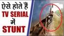 Kaise Hone Lagi Hai TV Serials Mein Stunt Qayamat Ki Raat Jijaji Chhat Per Hain