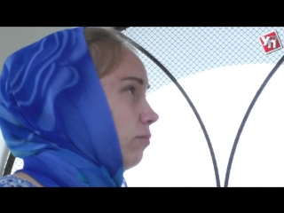 Через колокола главного собора Ульяновска передает девушка-звон http://ulpravda.ru