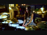 NEW! STONE SOUR - ABSOLUTE ZERO - DRUM COVER BY MEYTAL COHEN