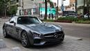 Mercedes-AMG GT S - Ciudad de México