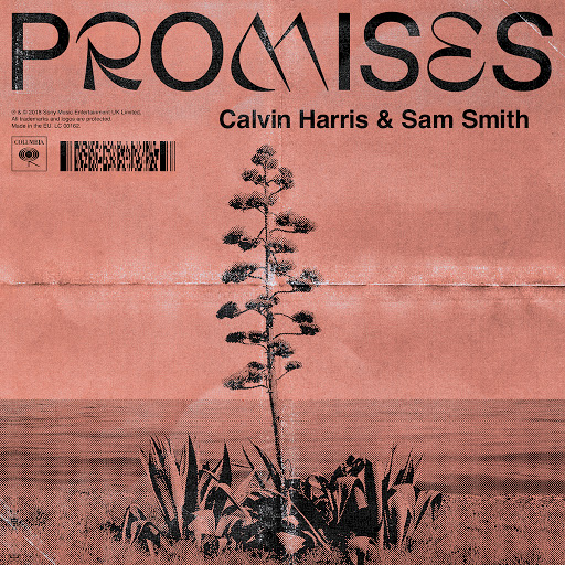 Calvin Harris альбом Promises